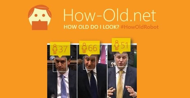 How Old's prediction on the 2015 UK Political Candidates
