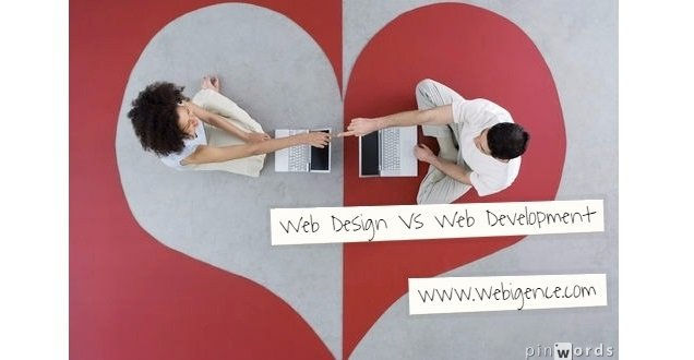 Web Development & Web Design: What's the difference?